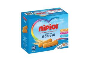 Biberon Sanitaria | Biscottini Nipiol 6 cereali