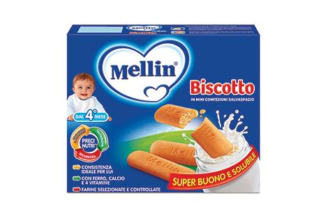 Biberon Sanitaria   Biscotti Mellin