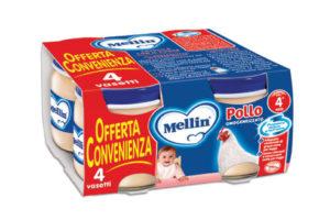 Biberon Sanitaria | Omogeneizzati di pollo Mellin