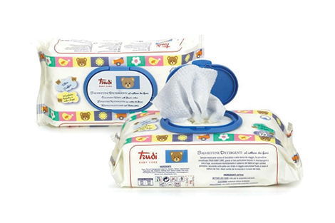 Biberon Sanitaria | Salviettine detergenti Trudi